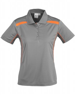 Biz United Ladies Short Sleeve Polo P244LS 2