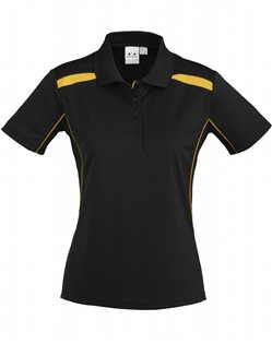 Biz United Ladies Short Sleeve Polo P244LS 7