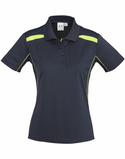 Biz United Ladies Short Sleeve Polo P244LS 8