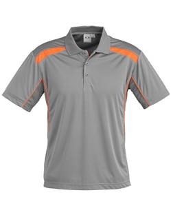 Biz United Mens Short Sleeve Polo P244MS 3