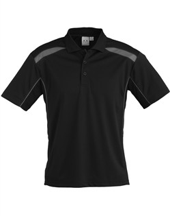 Biz United Mens Short Sleeve Polo P244MS 6
