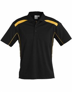 Biz United Mens Short Sleeve Polo P244MS 9