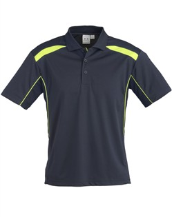 Biz United Mens Short Sleeve Polo P244MS 4