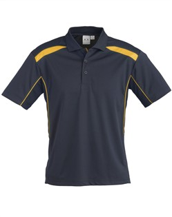 Biz United Mens Short Sleeve Polo P244MS 7