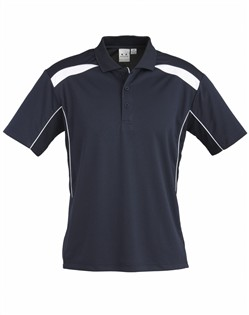 Biz United Kids Short Sleeve Polo P244KS 3