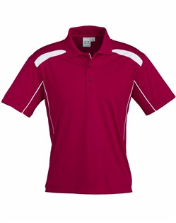 Biz United Kids Short Sleeve Polo P244KS 6