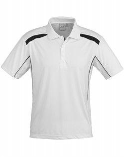 Biz United Mens Short Sleeve Polo P244MS 2