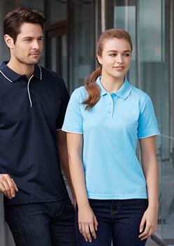 Biz Elite Ladies Polo P3225