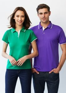 Biz Miami Ladies Biz Cool Polo P402LS