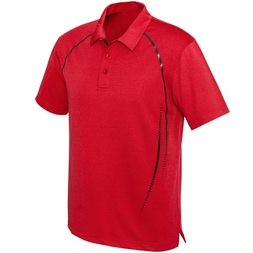 Biz Cyber Mens Biz Cool Breathable Antibacterial Polo P604MS 3