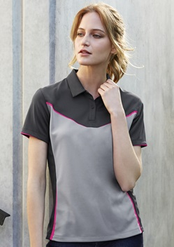 Biz Victory Ladies Biz Cool Breathable Antibacterial Polo P606LS