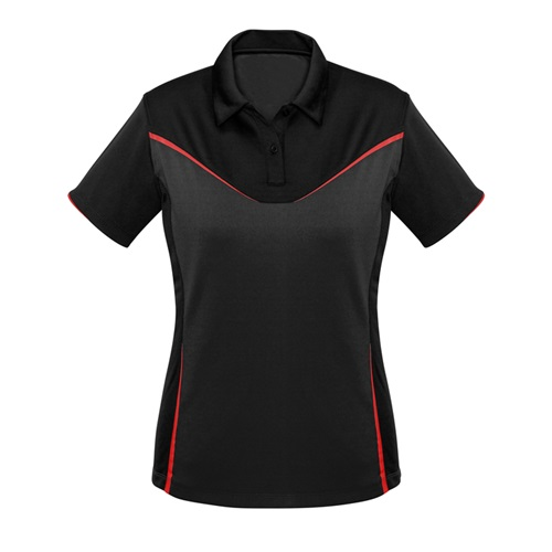 Biz Victory Ladies Biz Cool Breathable Antibacterial Polo P606LS 4