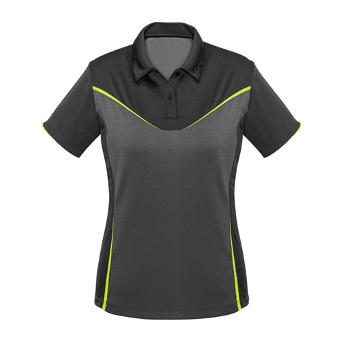 Biz Victory Ladies Biz Cool Breathable Antibacterial Polo P606LS 2