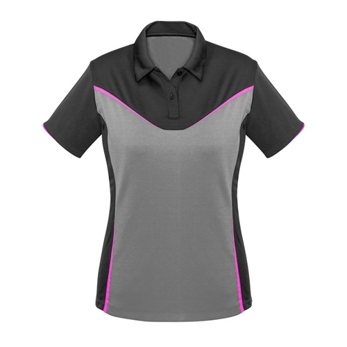 Biz Victory Ladies Biz Cool Breathable Antibacterial Polo P606LS 7