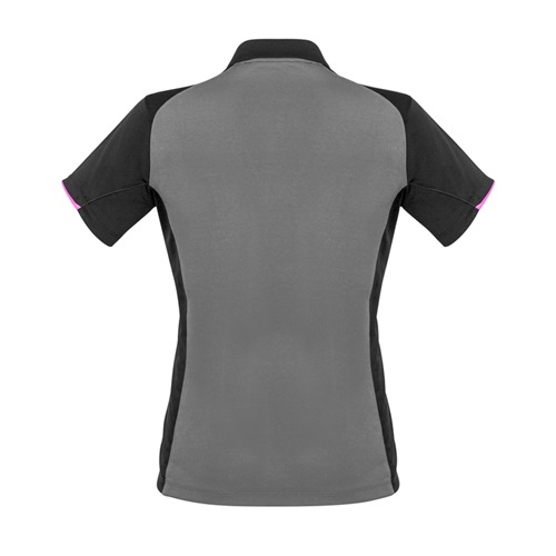 Biz Victory Ladies Biz Cool Breathable Antibacterial Polo P606LS 8