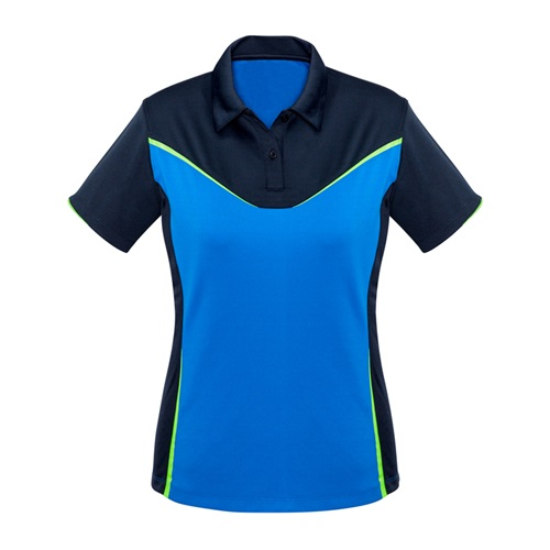 Biz Victory Ladies Biz Cool Breathable Antibacterial Polo P606LS 3