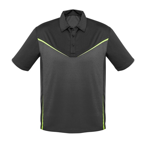 Biz Victory Mens Biz Cool Breathable Antibacterial Polo P606MS 2