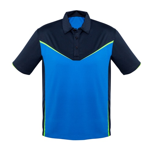 Biz Victory Mens Biz Cool Breathable Antibacterial Polo P606MS 3
