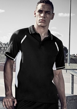 Biz Renegade Mens Sports Polo P700MS