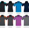 Biz Rival Mens Breathable Micro Dry Polo P705MS
