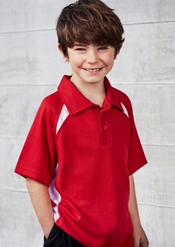 Biz Splice Kids Polo P7700B