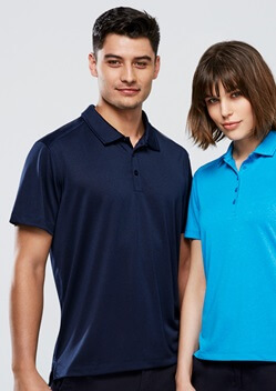Biz Aero Mens Corporate Polo P815MS 1