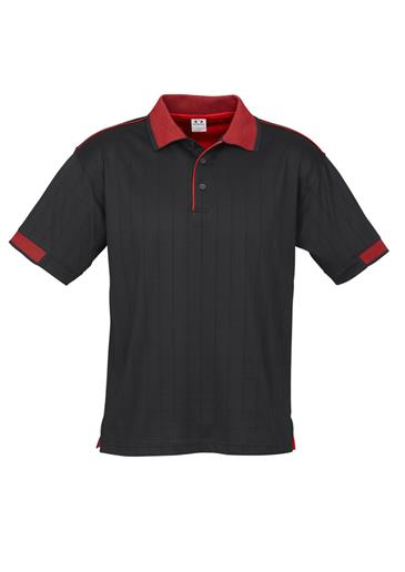 Biz Noosa Adults Self Check Polo P9100 4