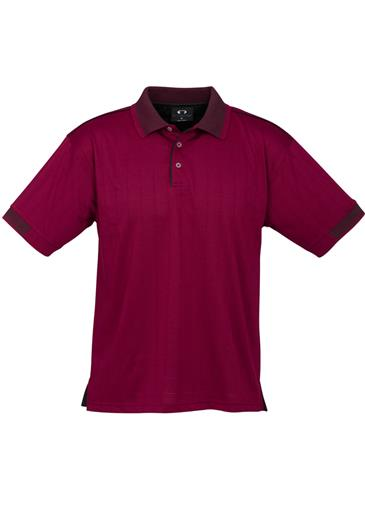 Biz Noosa Adults Self Check Polo P9100 3