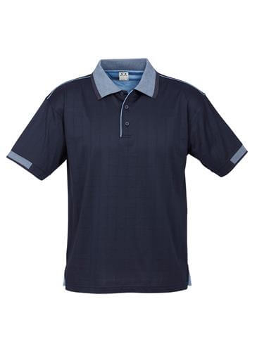 Biz Noosa Adults Self Check Polo P9100 2