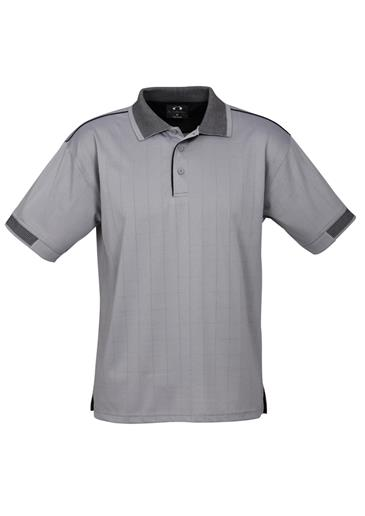 Biz Noosa Adults Self Check Polo P9100 5