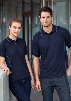 Biz Resort Ladies Polo P9925 1