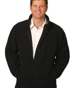 WS Bonded Mens Fleece Jacket (S to 3XL) PF07