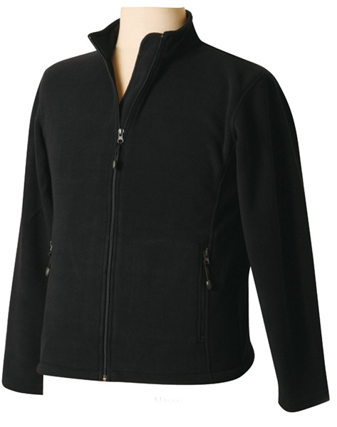 WS Bonded Ladies Fleece Jacket PF08 3