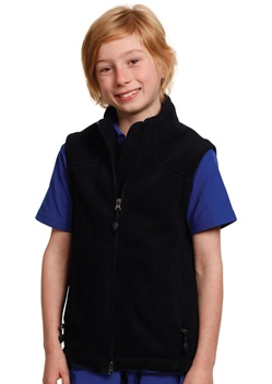 WS Bonded Mens Fleece Vest PF09 - S to 3XL