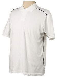 WS Cambridge Mens Cotton Contrast Polo PS25 4