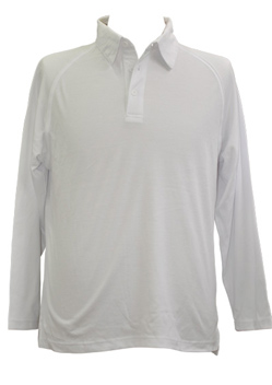 WS Cricket Mens Long Sleeve Polo PS29L 2