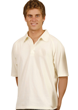 WS Cricket Mens Short Sleeve Polo PS29