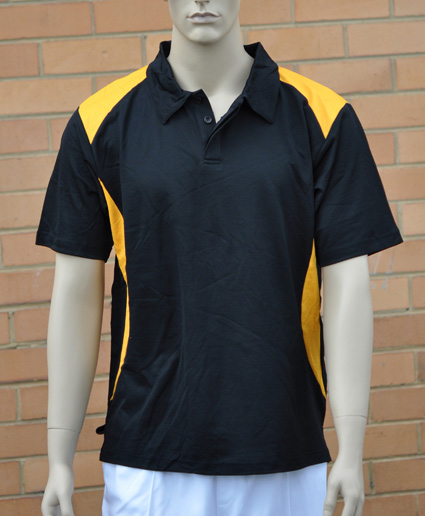 WS Winner Truedry Mens Contrast Polo PS31 2