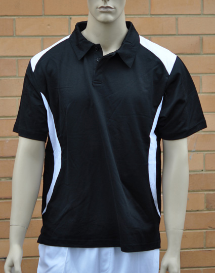 WS Winner Truedry Mens Contrast Polo PS31 4