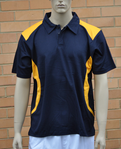 WS Winner Truedry Mens Contrast Polo PS31 5
