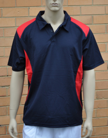 WS Winner Truedry Mens Contrast Polo PS31 6