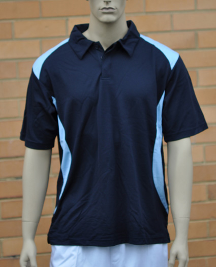 WS Winner Truedry Mens Contrast Polo PS31 7