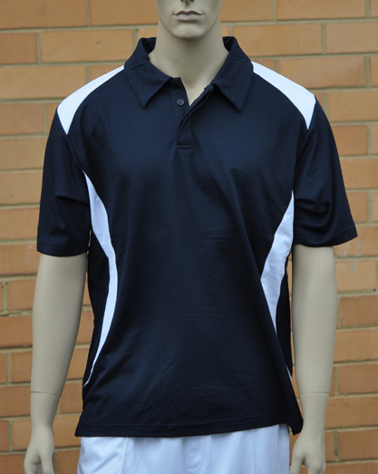 WS Winner Truedry Mens Contrast Polo PS31 8