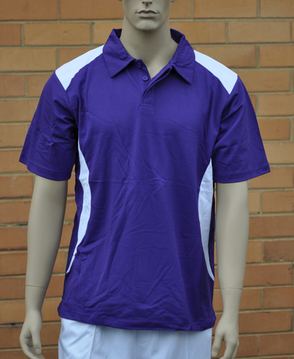 WS Winner Truedry Mens Contrast Polo PS31 9