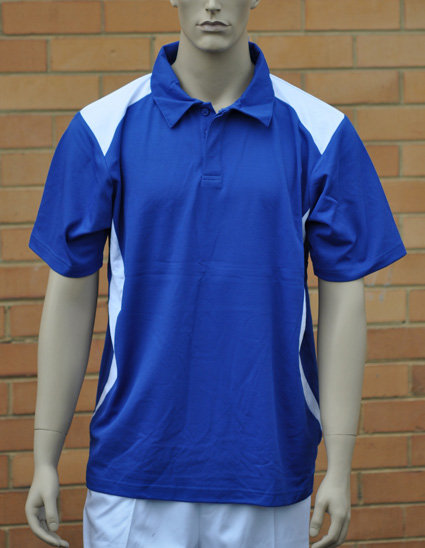WS Winner Truedry Mens Contrast Polo PS31 11