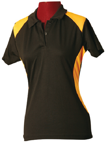 WS Winner TrueDry Ladies Contrast Polo PS32A 5