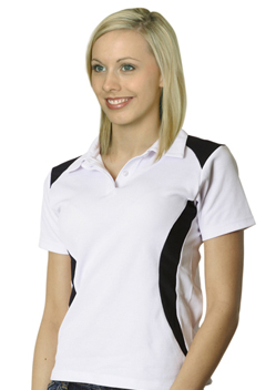 WS Winner TrueDry Ladies Contrast Polo PS32A
