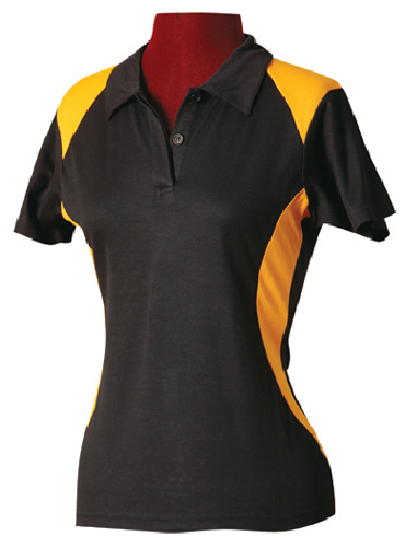 WS Winner TrueDry Ladies Contrast Polo PS32A 2