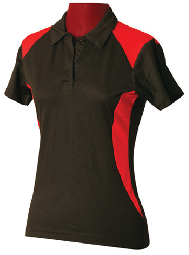 WS Winner TrueDry Ladies Contrast Polo PS32A 3