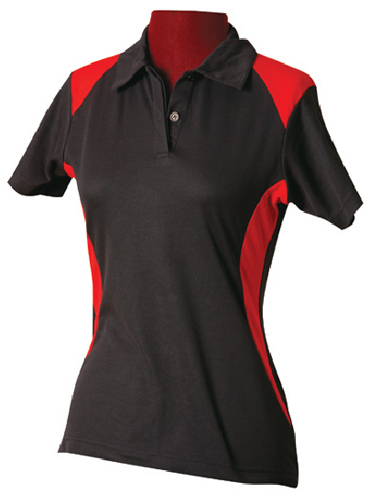 WS Winner TrueDry Ladies Contrast Polo PS32A 4